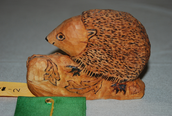 15th Annual 2016 WOODCARVING COMPETITION and EXHIBITION