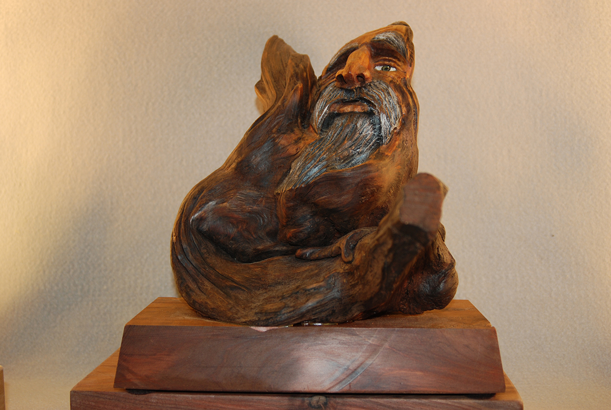 Catawba Valley Woodcarvers Competition