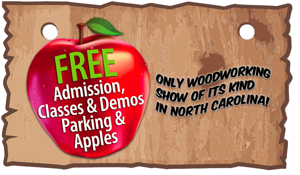 Free Parking, Apples, Admission